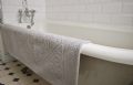 Bath & Shower Mats - Dove Grey